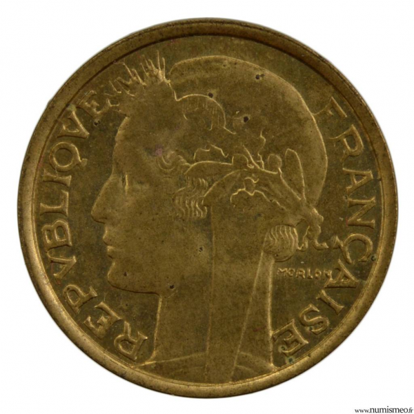 III république 50 centimes essai 1931