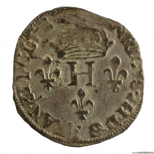 Henri II sol parisis 1583 Paris