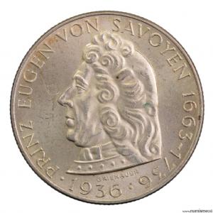 Autriche 2 shilling 1936