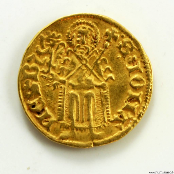 Palatinat Florin d'or Ruprecht I le rouge