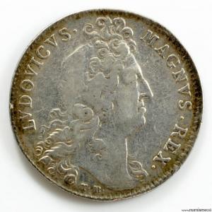 Jeton du Secrétaires du Roi 1702