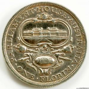 Australie Florin 1927
