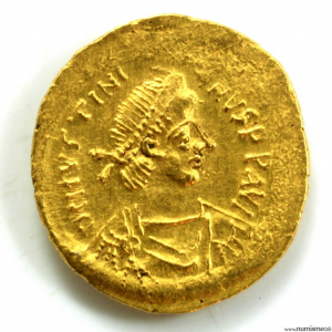 Justinien I semisis