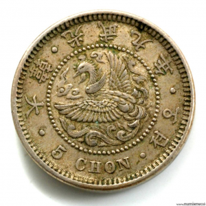 Korea 5 chon year 9 (1905)
