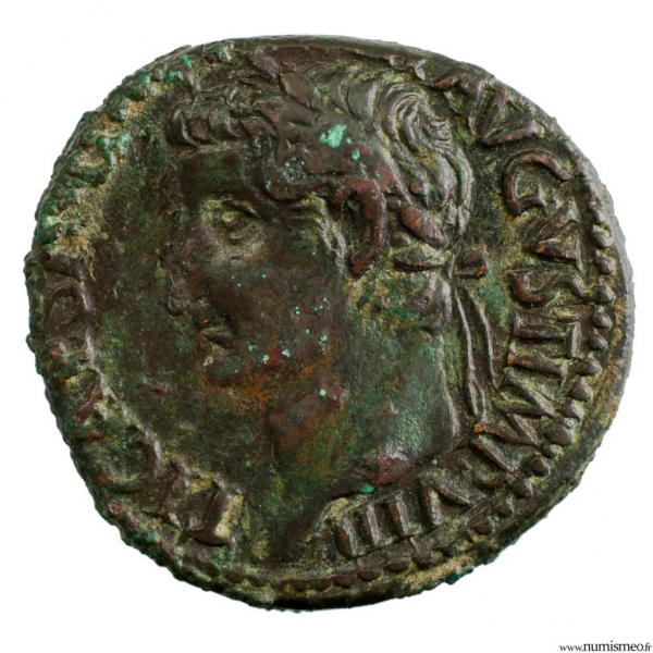 Tibère As frappé à Rome