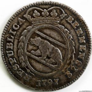 Suisse Bern quart de thaler 1797