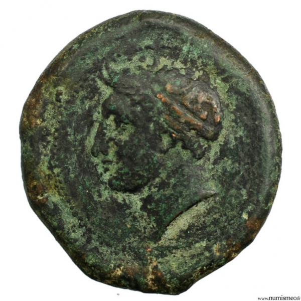 Sicile Adranon bronze