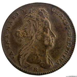 Jeton du Dauphiné 1688
