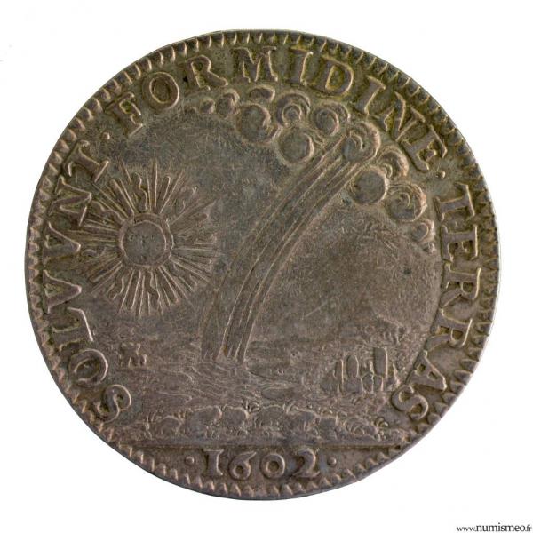 Jeton du conseil du roi 1602