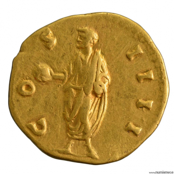 Antonin le Pieux aureus