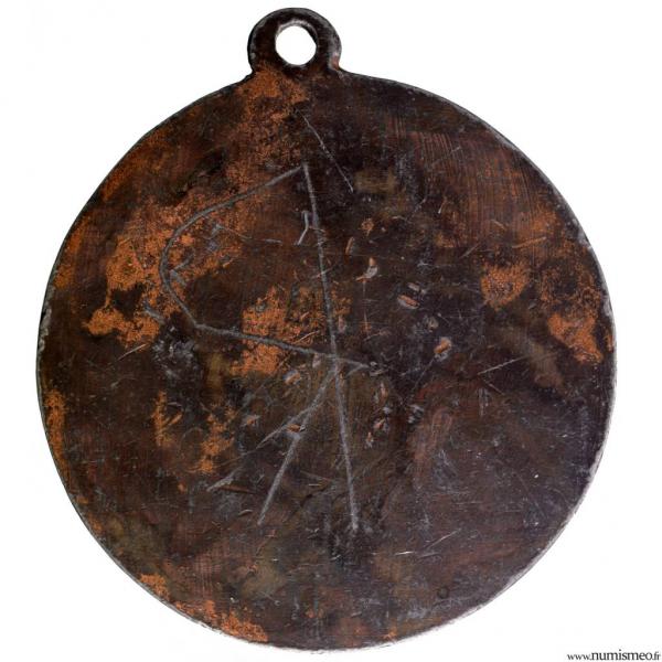 Napoleon II médaille