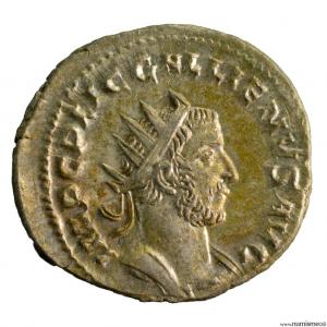 Gallien antoninien revers CONCORDIA EXERCIT