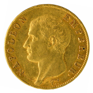 Napoleon I 40 francs 1806 Paris