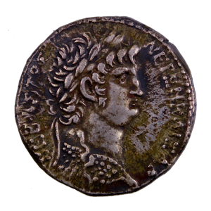 SYRIA Seleucis and Pieria Antioch Nero AR Tetradrachm