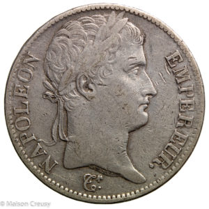 Napoleon I 5 francs 1811 Limoges
