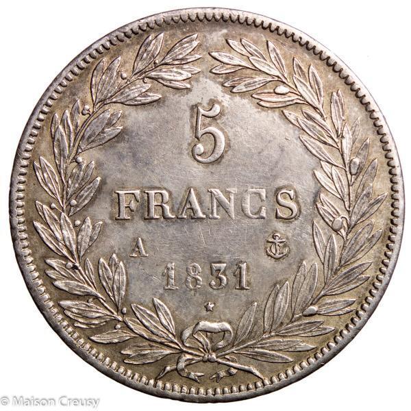 LP-5francs1831A
