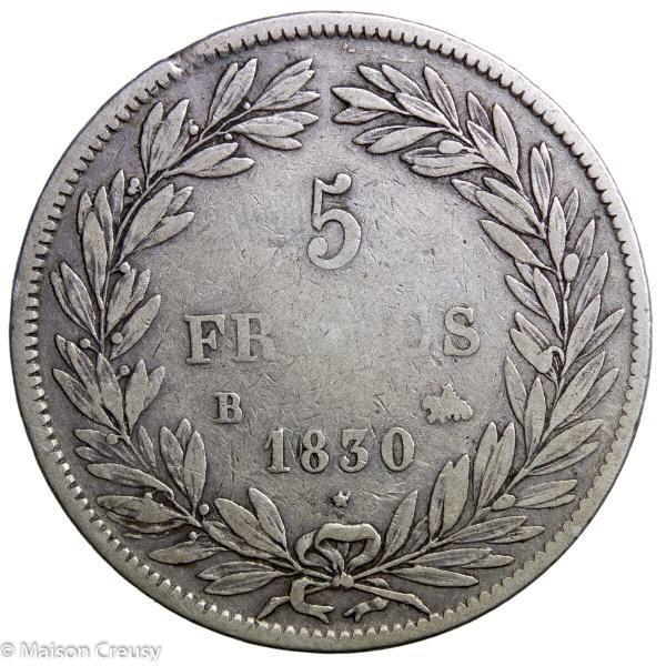 LP-5francs1830B
