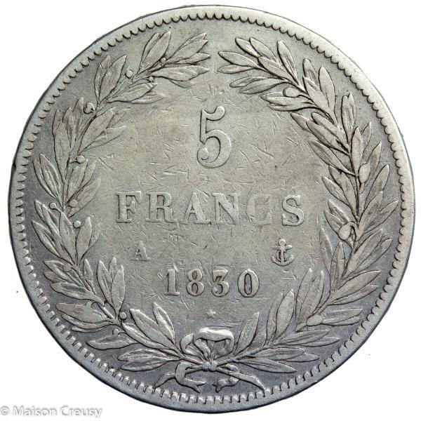 LP-5francs1830A-F314