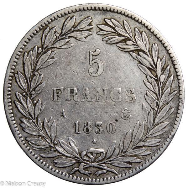 LP-5francs1830A-F315