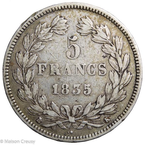 LP-5francs1835k