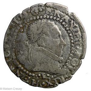 HenriIII-DemiFranc1579I
