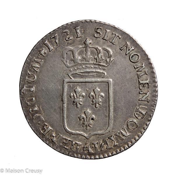 LouisXV-SixiemeEcu1721A