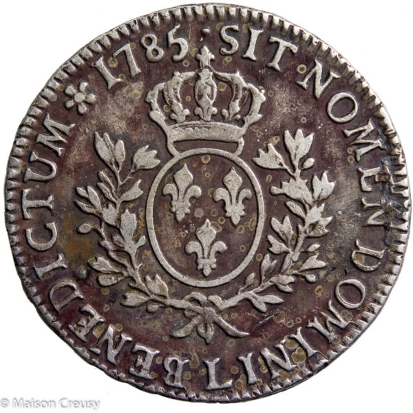LouisXVI-Ecu1785L