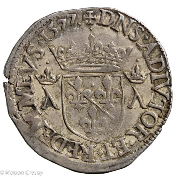 Dombes-LouisIITeston1577