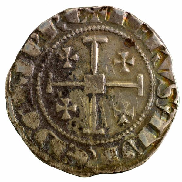 Chypre Hugues IV gros