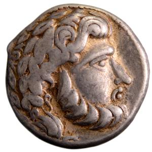 Celtes du Danube tetradrachme