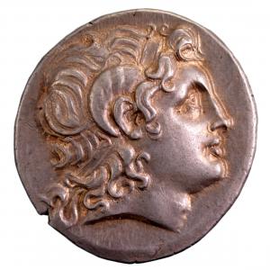 Thrace Lysimaque tetradrachme
