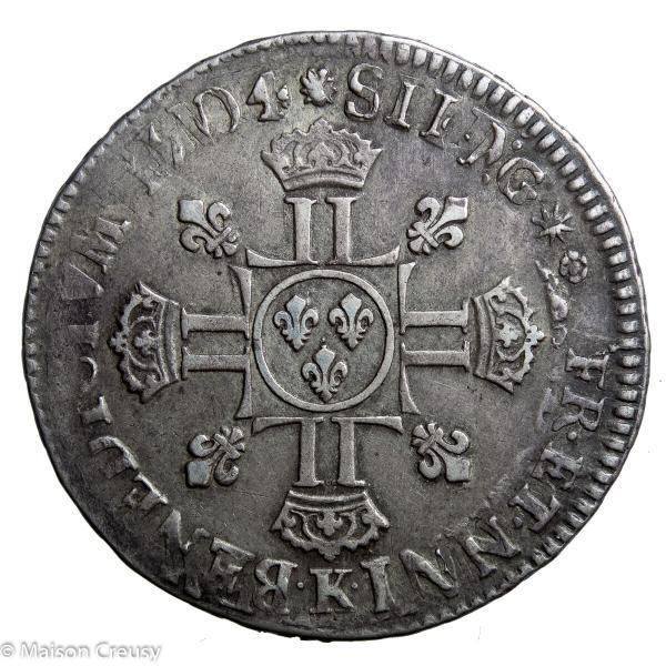 LouisXIV-DemiEcu1704K