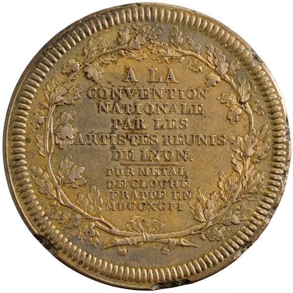 Convention Essai de Galle 1792