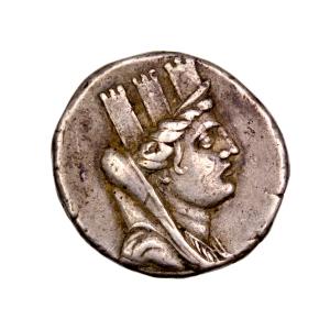 Phenicie Arados tetradrachme frappé en -67 -66