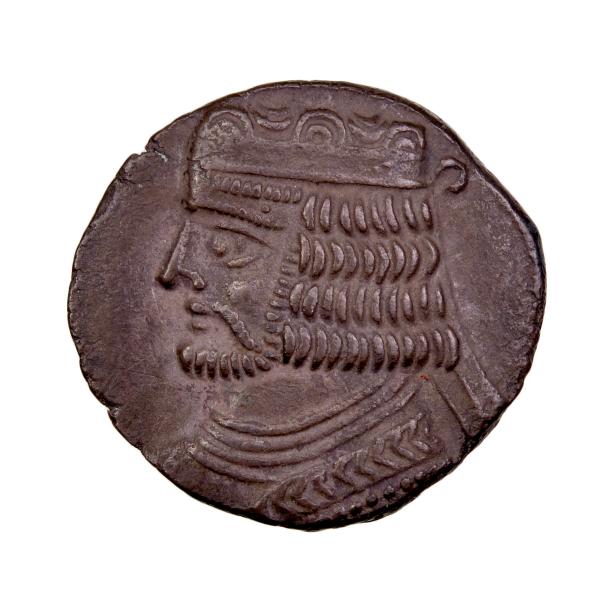 Royaume Parthes Vardanes II Tétradrachme frappé à Seleucie du Tigre