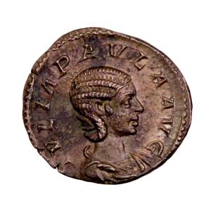 Julia Paula AR denarius