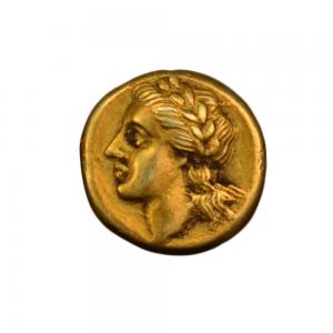 Sicile Syracuse Agathokles Quart de statère