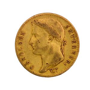 Napoleon I 20 francs 1815 Bayonne