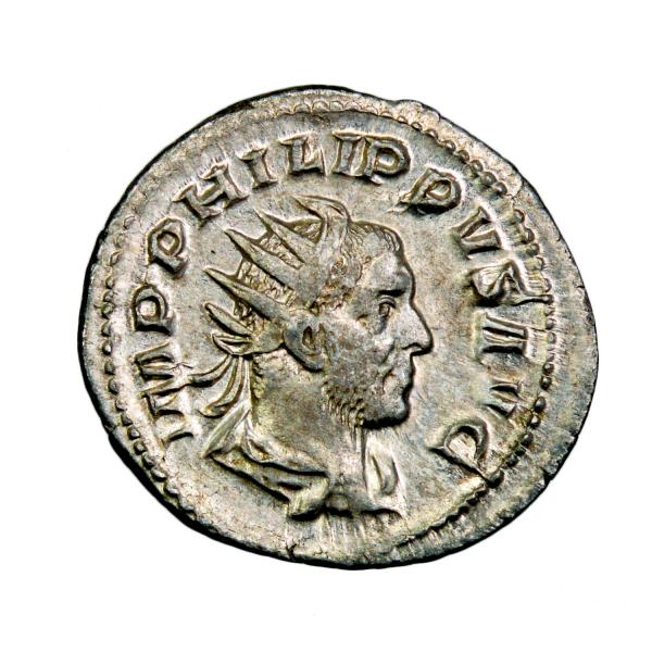 Philippe I Antoninien frappé en 249