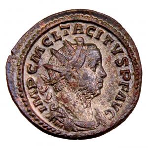 Tacite antoninien frappé à Lyon