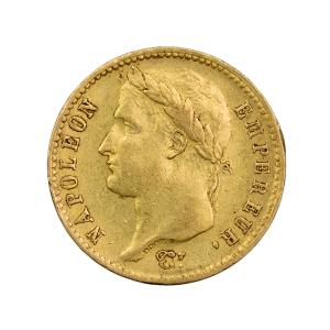Napoleon I 20 Francs 1813 Utrecht