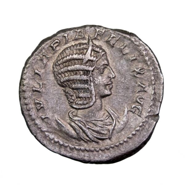 Julia Domna Antoninien frappé en 216