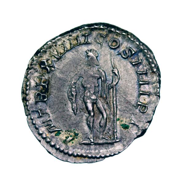 Caracalla antoninien frappé à Rome en 216