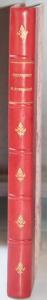 Collection Hoffmann relié demi cuir