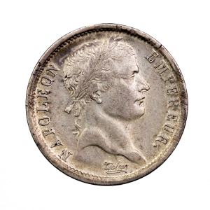 Napoleon I 2 francs 1808 Limoges