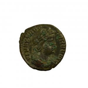 Theodora AE4 14mm Trier 337-340