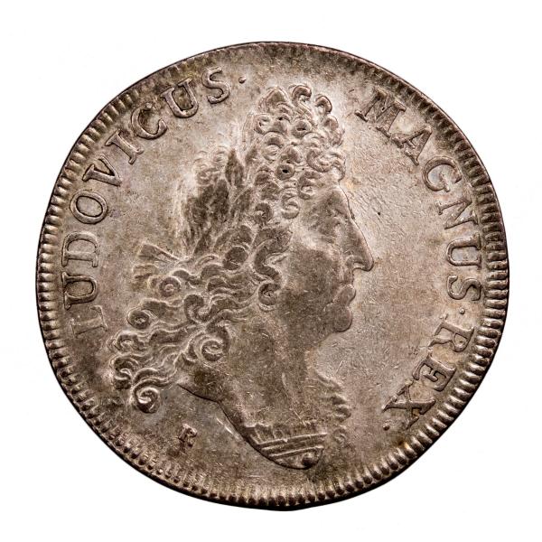 Louis XIV AR Jeton 1700 Notary