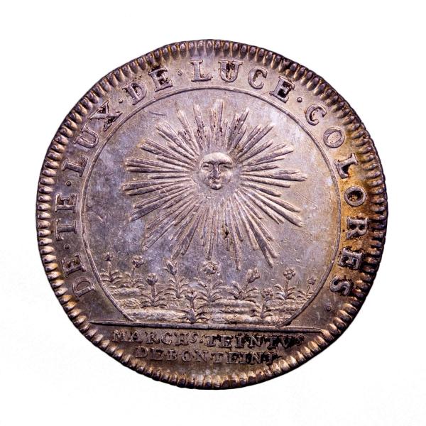 Louis XVI AR jeton corporation teinturier