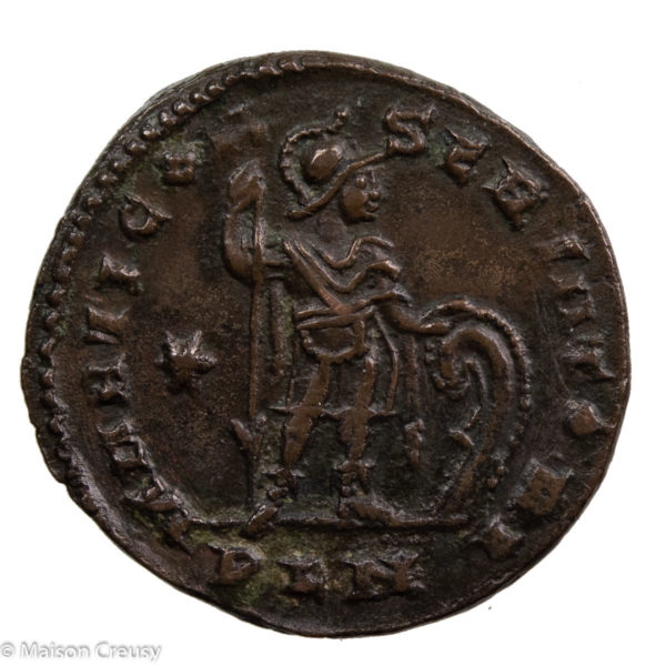 Constantine I AE Follis London 312-313