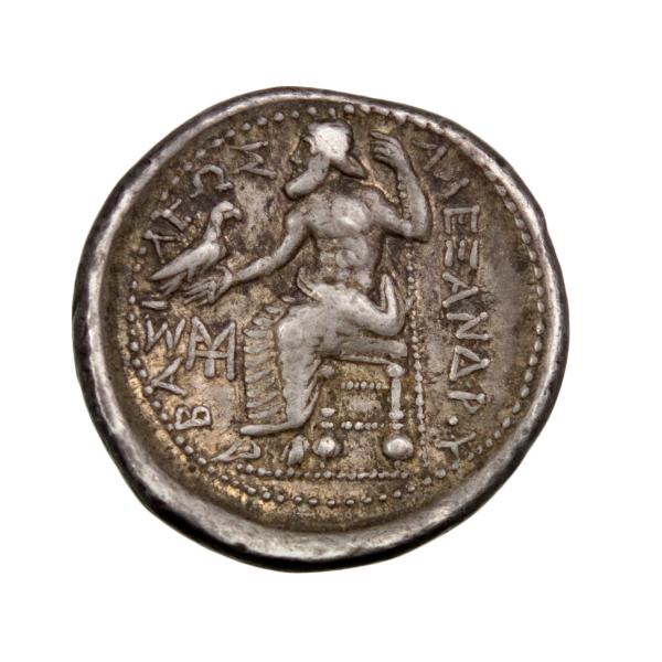 Macedoine Alexandre III tetradrachme